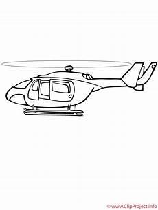 Malvorlage Polizeihubschrauber Hubschrauber Malvorlage