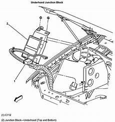 2002 Impala Airbag Wiring Diagram by Where Can I Find A Fuse Box Diagram For A 2003 Chevy Impala