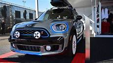 mini cooper s hardtop blue is all about style at sema