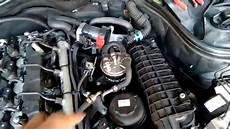 easy diesel filter change mercedes c class w203 220 cdi