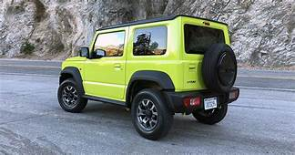 The Suzuki Jimny Is So Fresh And Green  Roadshow