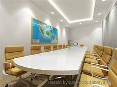 Desain Interior Ruang Rapat Di Kantor Pt Bumi Eternalen