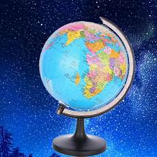 globe diagram earth globe world map mini rotating tellurion sphere geography educational ebay