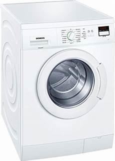 Siemens Wm14e22a Waschmaschine Im Test Februar 2019