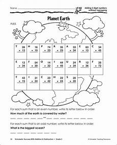 grade math worksheet addition without regrouping digit addition and subtraction without regrouping