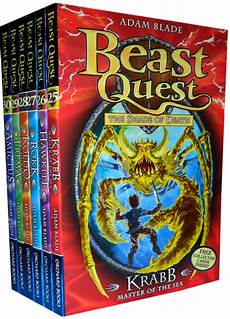 Beast Quest Malvorlagen Novel Beast Quest Serial No 5 The Shade Of 6 Books Set 25