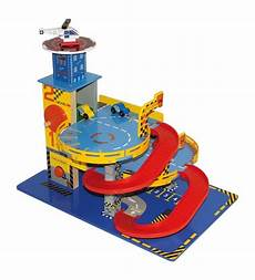 Kinder Garage by Spielzeug Parkhaus Metropole Donk Toyshop