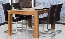 Tisch 90x90 Ausziehbar - esstisch tisch maison buche massiv 90x90 cm l 228 nge 90 cm