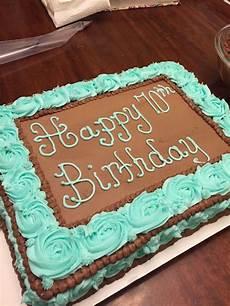 rosette border cake birthday sheet cakes sheet cake designs cake decorating