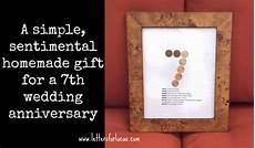 7 Year Wedding Anniversary Gift For Him