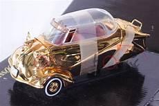 Messerschmitt Kabinenroller Kr 200 Modell 1955 1964 Gold