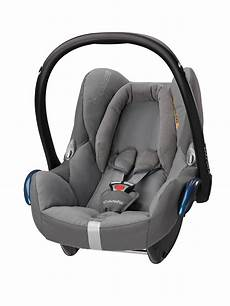 maxi cosi kindersitz maxi cosi infant car seat cabriofix 2017 concrete grey