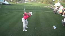 golf swing golf swing 2013 paul casey iron drive elevated dtl