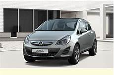 Is This The 2012 Opel Vauxhall Corsa Facelift