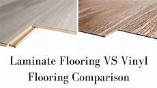 laminate flooring vs vinyl flooring comparison