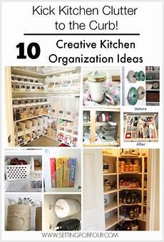 Apartment Organizing Ideas by 10 Budget Friendly Creative Kitchen Organization Ideas