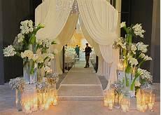 Wedding Reception Entrance Decoration Ideas