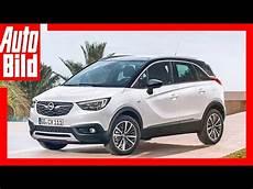 Opel Crossland X 2017 Erste Sitzprobe Im Neuen