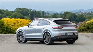 2020 Porsche Cayenne Coupe First Drive Review Hulked Up
