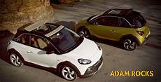 opel adam rocks mixes the chunky and the funky