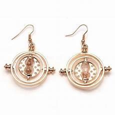Harry Potter Ohrringe - harry potter time turner earrings hurly burly