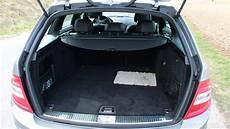 Mercedes C Klasse T Modell Kofferraum