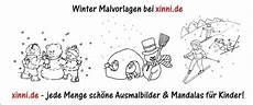 Malvorlagen Winter Einfach Malvorlagen Zum Ausmalen Ausmalbilder Winter Wintermandalas