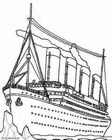 titanic coloring pages printable dibujos imprimir