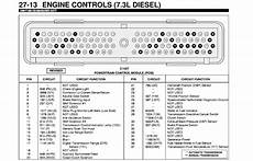99 ford f350 diesel engine diagram 1999 f 350 7 3 turbo diesel with po1209 and po1211 icp codes