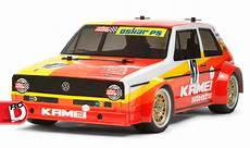 Volkswagen Golf Mk 1 Racing 2 M 05 Chassis From Tamiya
