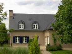 Braune Fenster Welche Fassadenfarbe