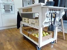 Rue Rivoirette Diy Fabriquer Un Il 244 T Une Desserte De