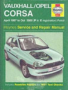 handbuch opel corsa b vauxhall opel corsa service and repair manual s