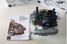 moteur porsche flat 6 boxer franzis 108