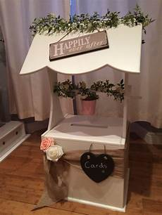 rustic themed wedding wishing well box hire in south