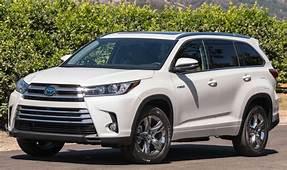 2020 Toyota Highlander Xle Specs Price Interior