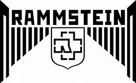 RAMMSTEIN DECAL / STICKER 08