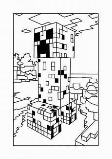 Malvorlagen Minecraft Id Minecraft Ausmalbilder Zum Ausdrucken Kinderbilder