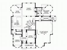 eplans craftsman house plan eplans craftsman house plan hidden media room kitchen deck