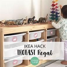 Aufbewahren Ideen - kreative ikea hacks mit der trofast serie f 252 r kinder
