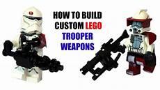 lego custom weapons tutorial wars lego moc how to