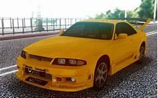 Nissan Skyline R32 Gt R Orange For Gta San Andreas