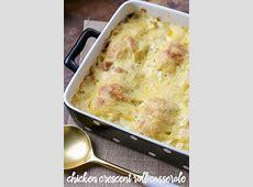 crescent roll casserole_image