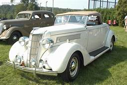 Auction Results And Data For 1935 Chrysler Airstream C 6