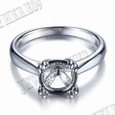 sterling silver 8mm engagement wedding