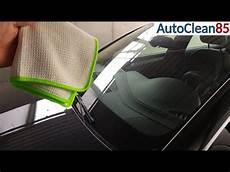 Autoscheibe Innen Reinigen - windschutzscheibe innen streifenfrei reinigen