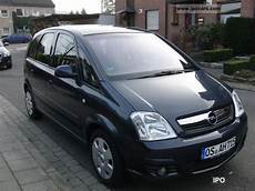 2009 Opel Meriva 1 6 16v Edition Car Photo And Specs
