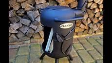 gasflasche ofen bauen outdoor ofen mit rankpflanze terrassenofen aus