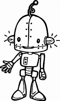 robot drawing pictures at getdrawings free