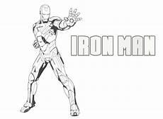 Gambar Mewarnai Gambar Kartun Iron Gambar Mewarnai